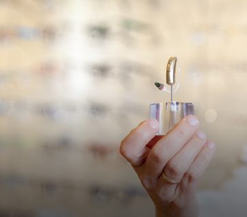 Centro auditivo